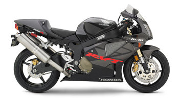 Honda RX51 motorcycle shipping